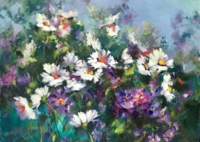 Flower Study 45 x 36cm