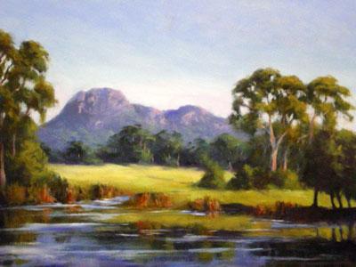 Landscapes - Ros McArthur