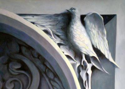 Bird 60 x 60cm
